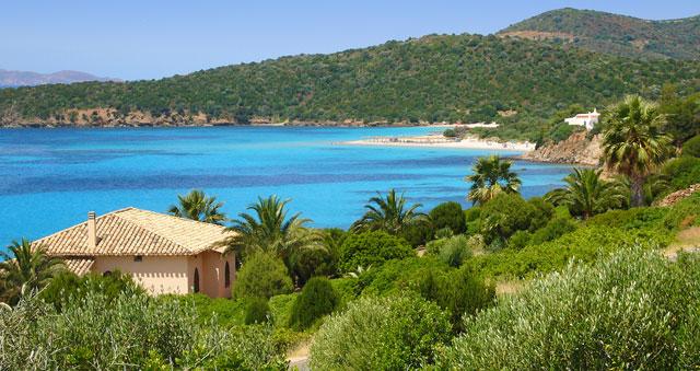 Urlaub auf der Insel Sardinien